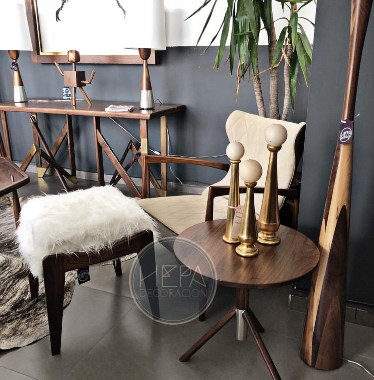 Hepa Decoración - Muebles mid century modern en San Luis Potosí 4