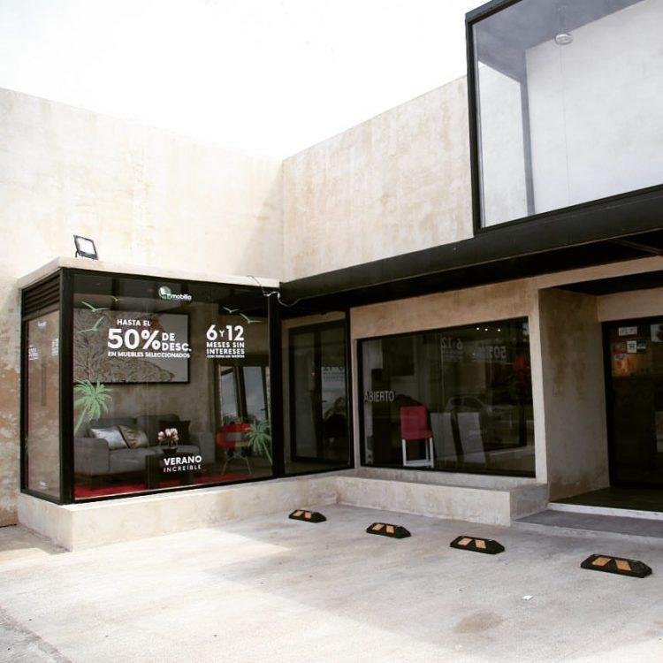 Showroom de Mobilia Muebles en Mérida, Yucatán