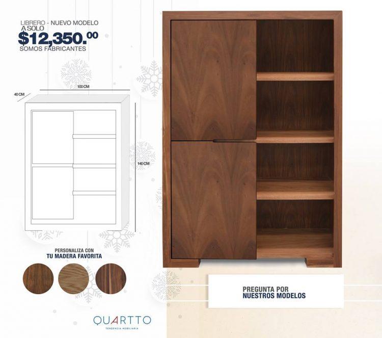 Quartto - Tienda en línea mexicana de muebles en diferentes estilos 5