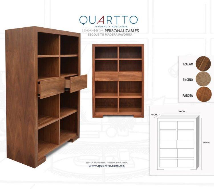 Quartto - Tienda en línea mexicana de muebles en diferentes estilos 6