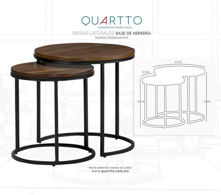 Quartto - Tienda en línea mexicana de muebles en diferentes estilos 7