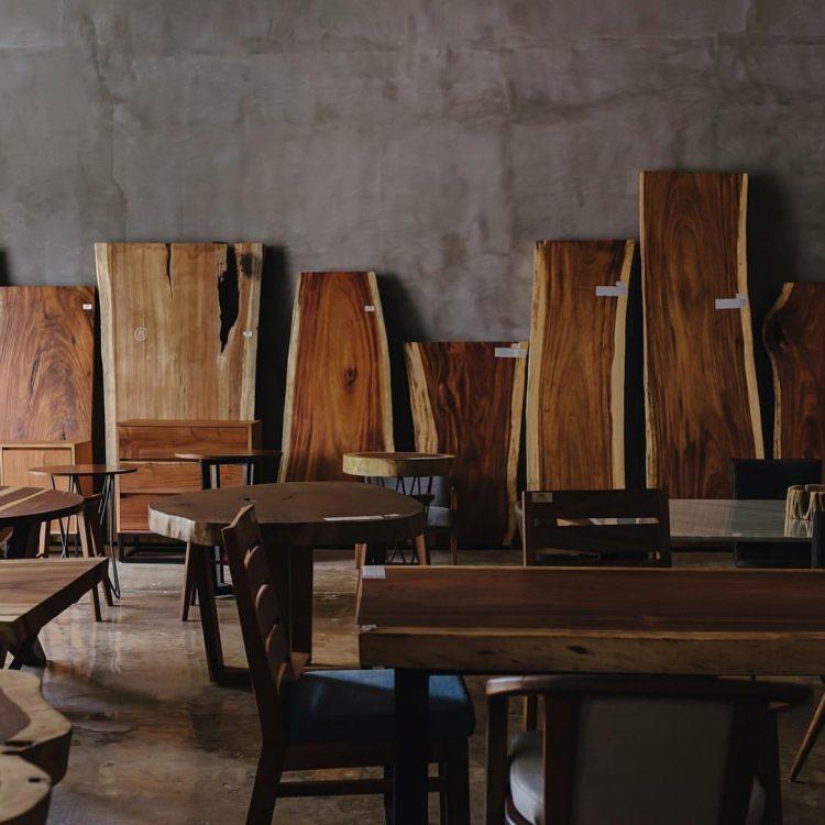 Santa Cruz Woodworks - Tienda en línea de muebles y estudio en Mérida, Yucatán 2