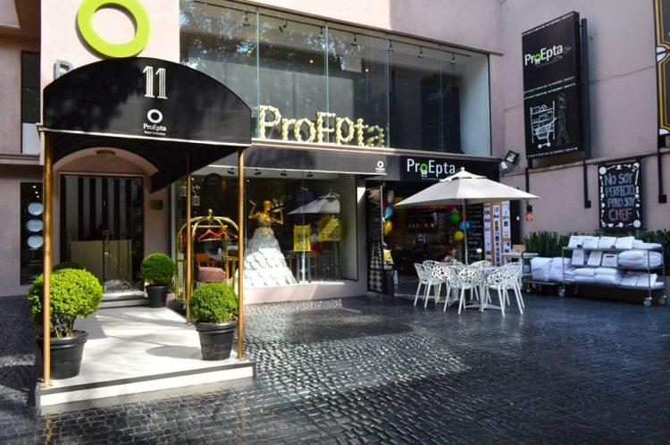 ProEpta México: tiendas de muebles, vajilla y equipamiento para hoteles y restaurantes 1