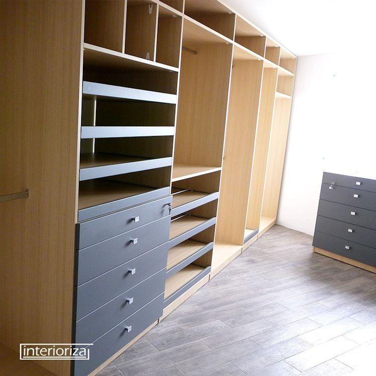 Interioriza Vestidores y Muebles 6