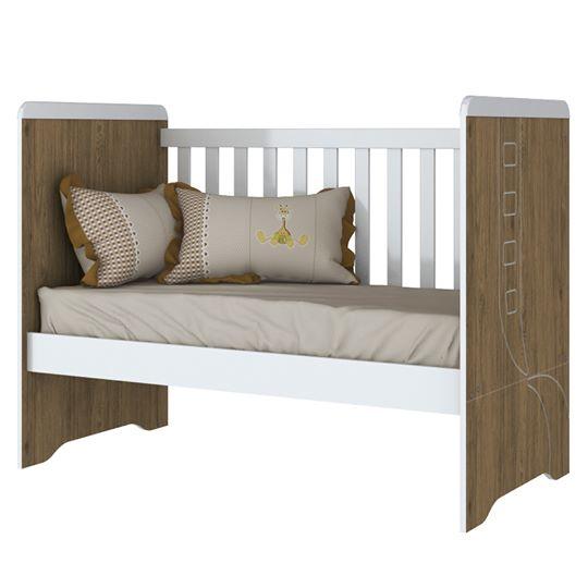 Cunas y muebles para recámaras infantiles