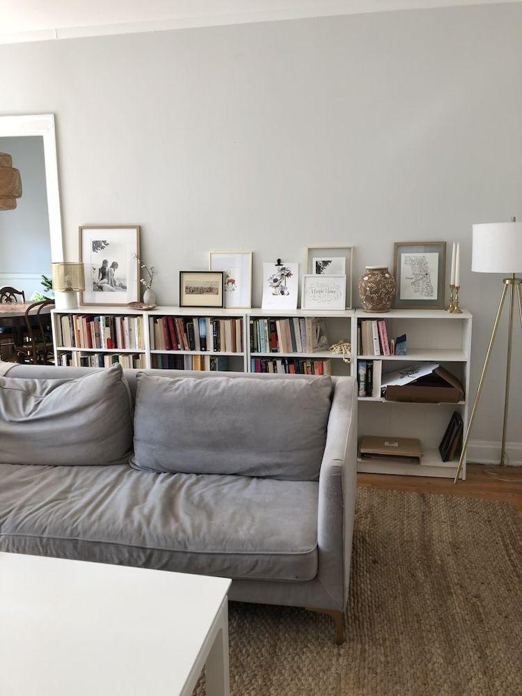 Amplios espacios quedan desaprovechados con la distribución antigua de muebles