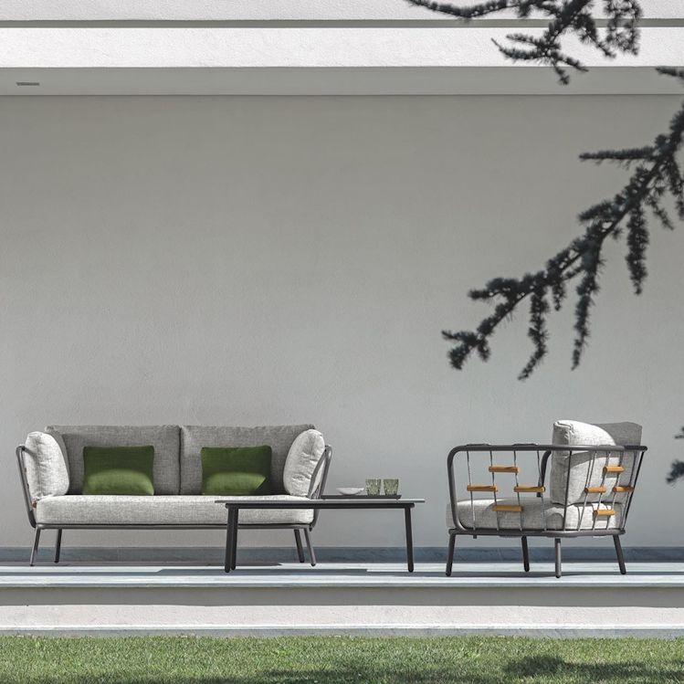 Exterior Concept - Muebles de exterior de diseño en CDMX 2