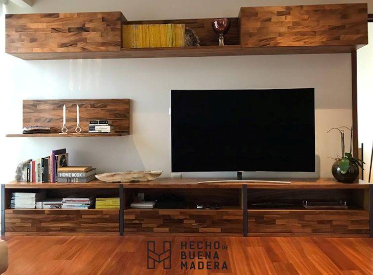 Hecho de Buena Madera - Muebles de diseño contemporáneo en madera 1