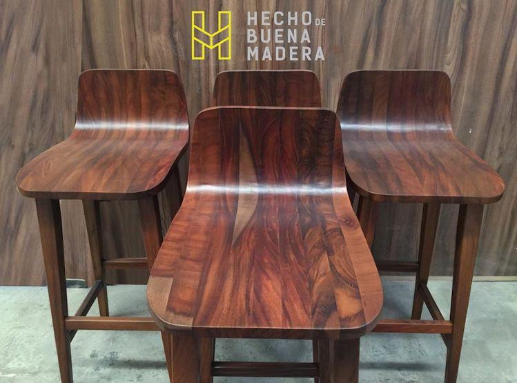 Hecho de Buena Madera - Muebles de diseño contemporáneo en madera 4