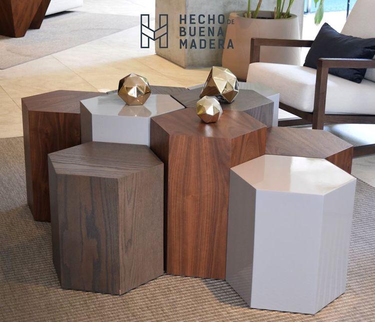 Hecho de Buena Madera - Muebles de diseño contemporáneo en madera 5