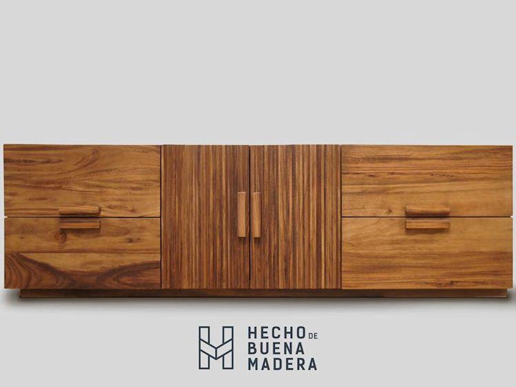 Hecho de Buena Madera - Muebles de diseño contemporáneo en madera 8