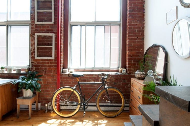 Decoración de lofts: estilo industrial y muebles en diferentes diseños