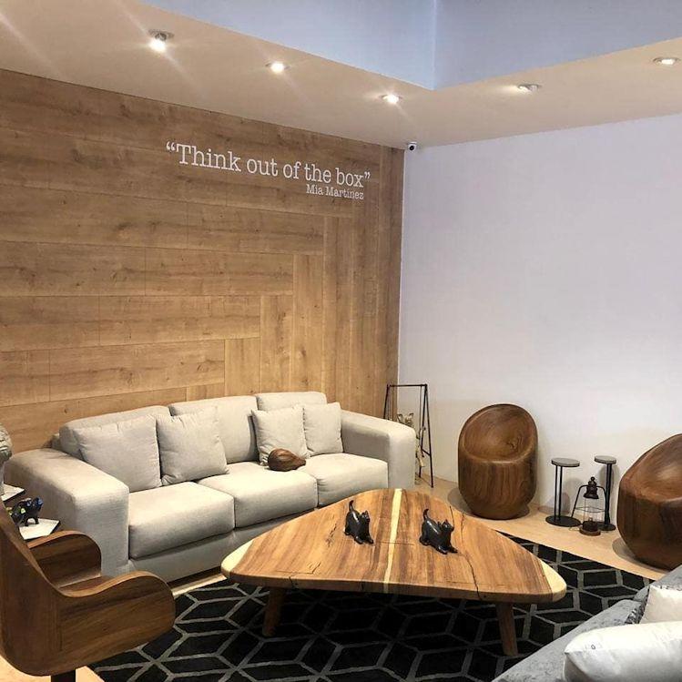 Massivholz - Muebles de diseño en maderas tropicales en Guadalajara 2