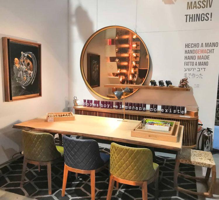 Massivholz - Muebles de diseño en maderas tropicales en Guadalajara 3