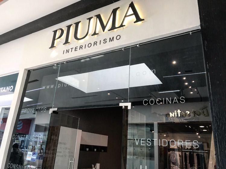 Piuma Interiorismo en Plaza Pabellón Metepec 1