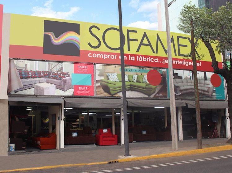Sofamex San Ángel CDMX