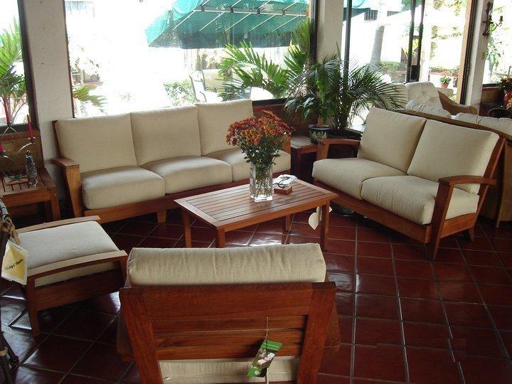 Exteriores México: muebles de exterior en Cuernavaca 1
