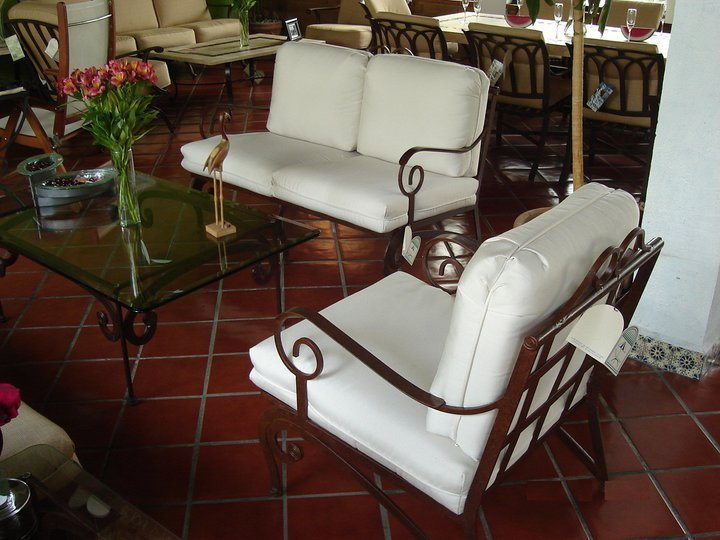 Exteriores México: muebles de exterior en Cuernavaca 2