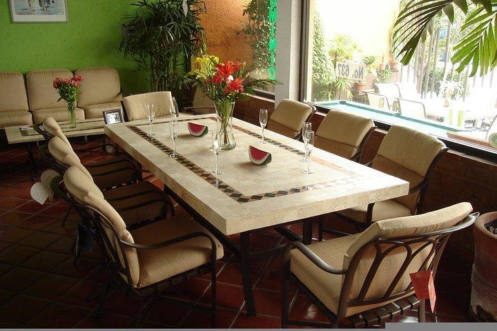 Exteriores México: muebles de exterior en Cuernavaca 4