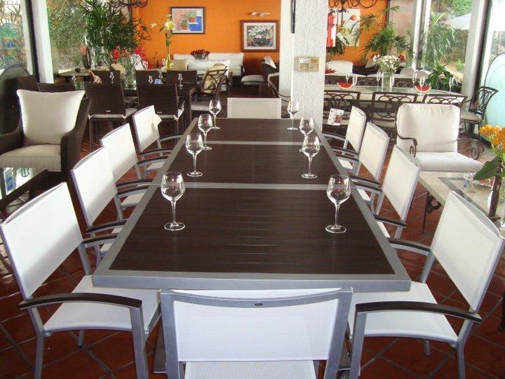 Exteriores México: muebles de exterior en Cuernavaca 5
