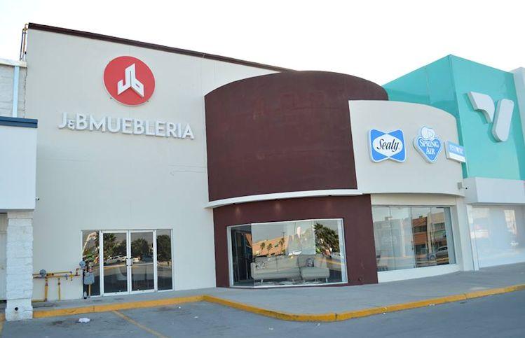 J&B Mueblería con sucursales en Ciudad Juárez, Chihuahua 1