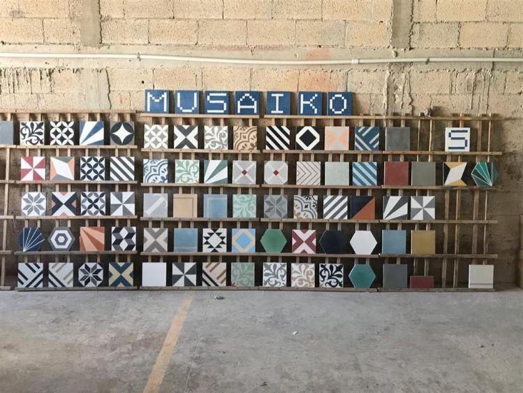 Musaiko - Mosaicos de diseño para revestir muros y pisos 1