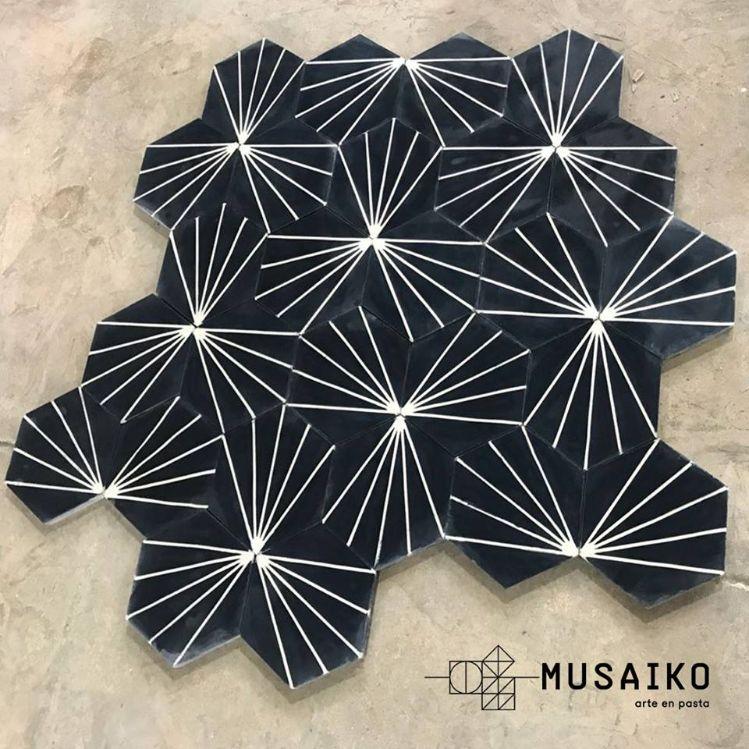 Musaiko - Mosaicos de diseño para revestir muros y pisos 2
