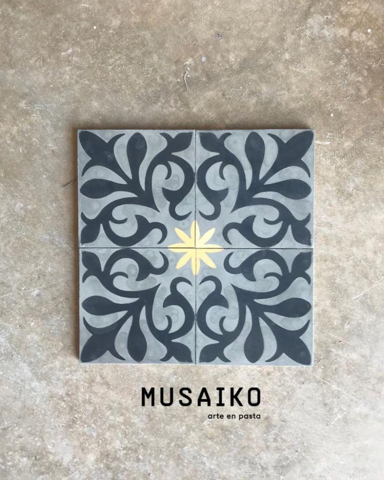 Musaiko - Mosaicos de diseño para revestir muros y pisos 3