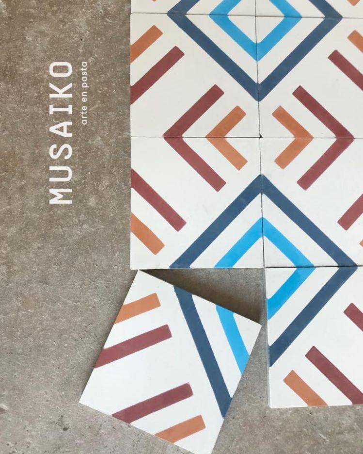 Musaiko - Mosaicos de diseño para revestir muros y pisos 4