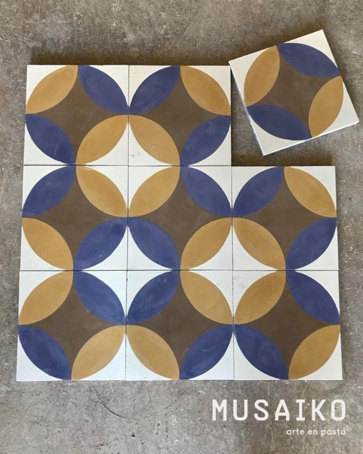 Musaiko - Mosaicos de diseño para revestir muros y pisos 5