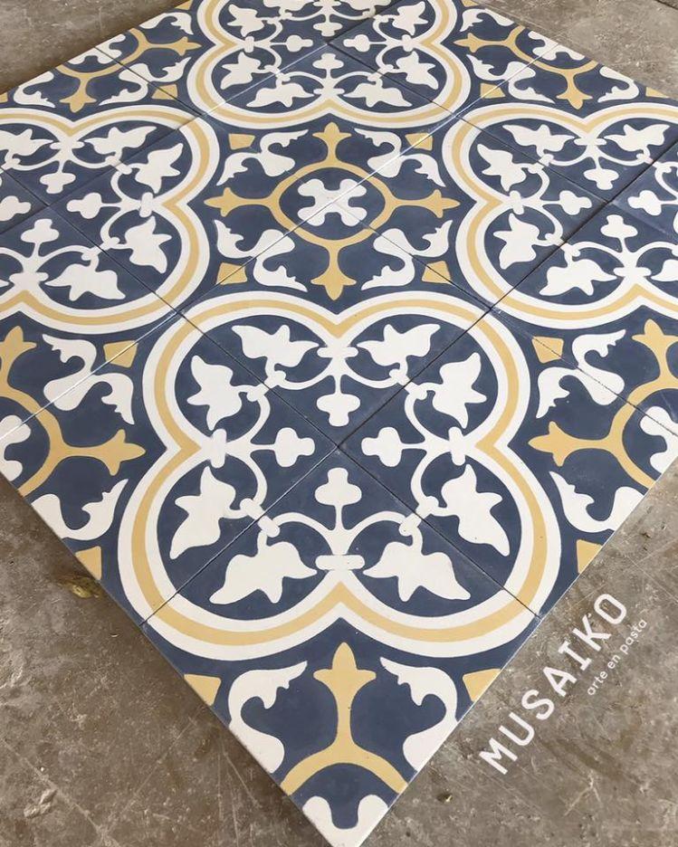 Musaiko - Mosaicos de diseño para revestir muros y pisos 7