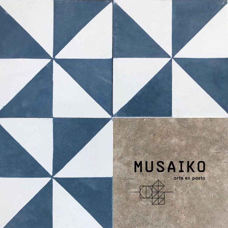 Musaiko - Mosaicos de diseño para revestir muros y pisos 8