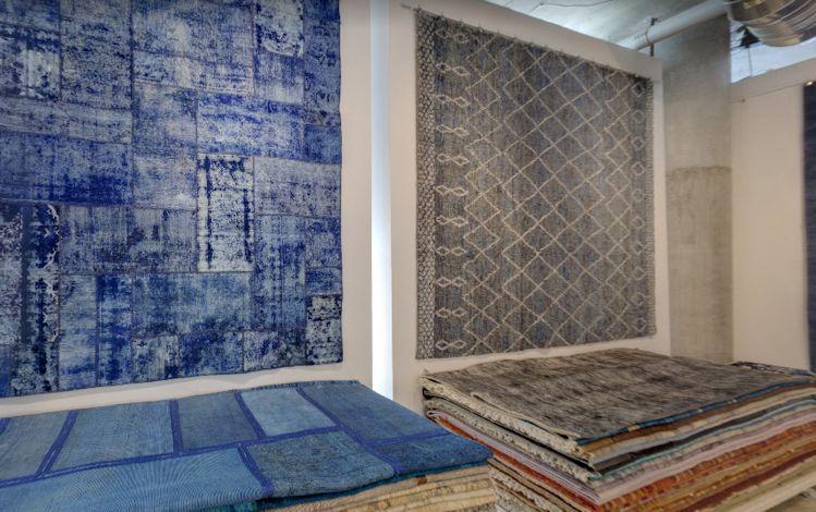 Tapetes Abrash en Blend Design, CDMX 4