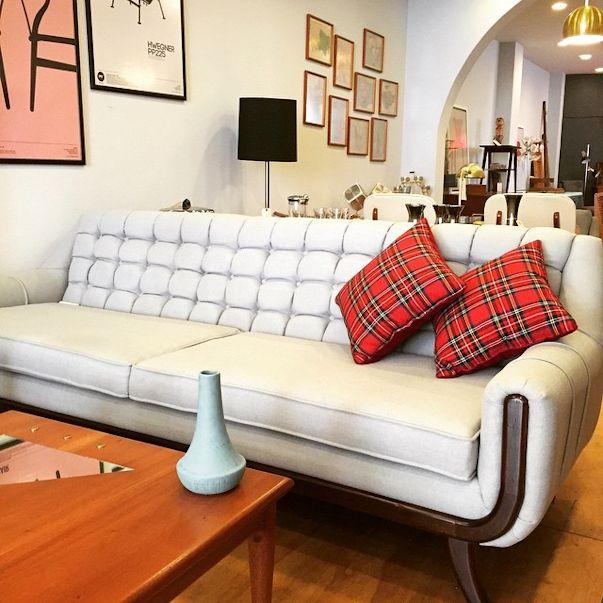DECADA Muebles Vintage en Santa María La Ribera, Ciudad de México 2
