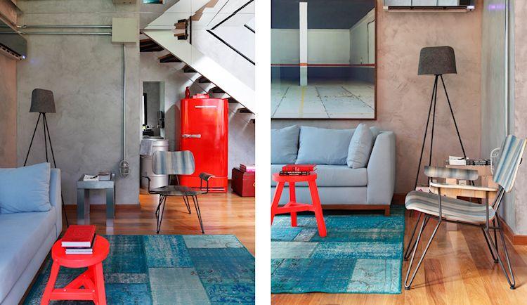 Diseño de interiores: 3 departamentos modernos y contemporáneos 3