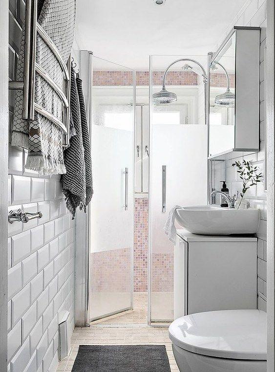 Cuarto de baño sectorizado
