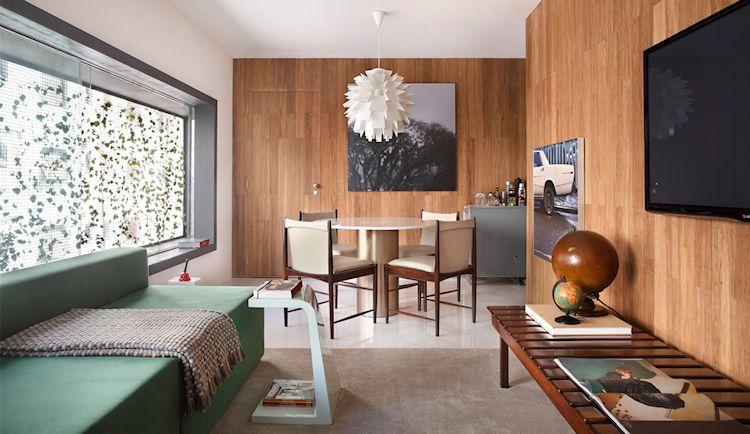 Diseño de interiores: 3 departamentos modernos y contemporáneos 1