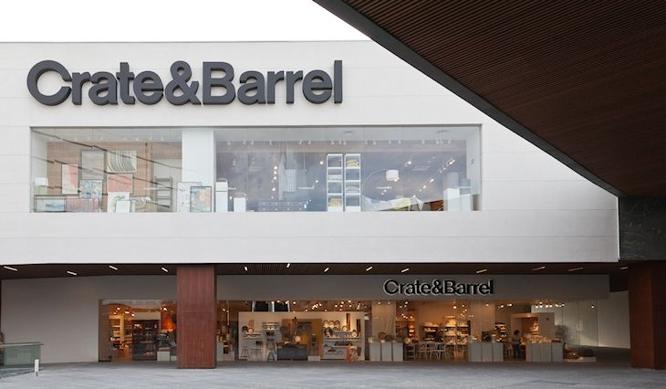 Crate and Barrel México 1