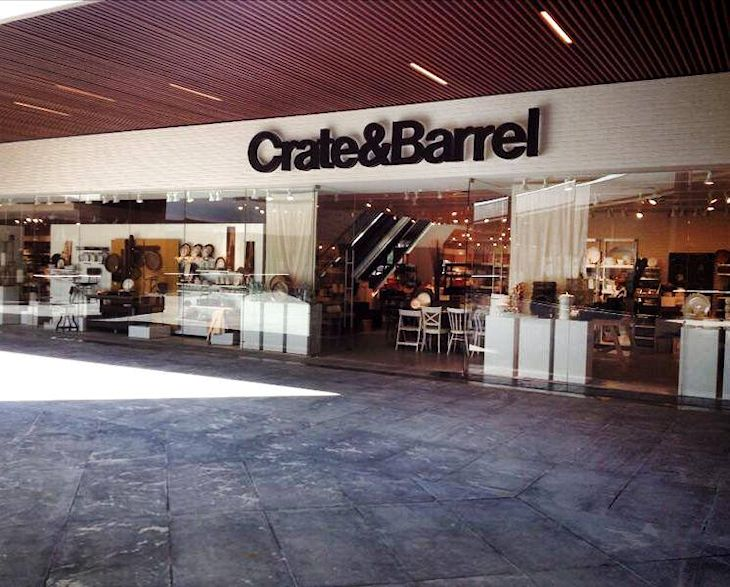 Crate and Barrel México 2