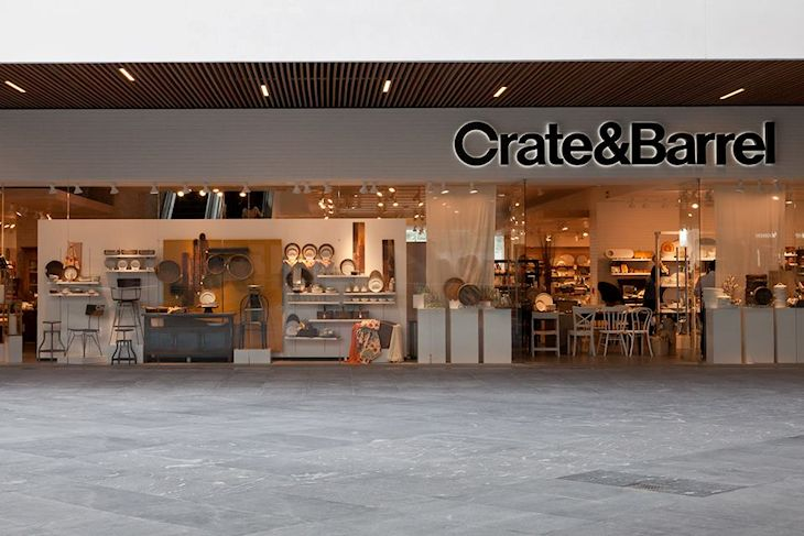 Crate and Barrel México 3