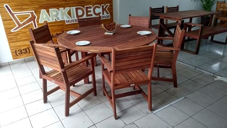 Arkideck - Muebles de exterior en Guadalajara, Jalisco 5