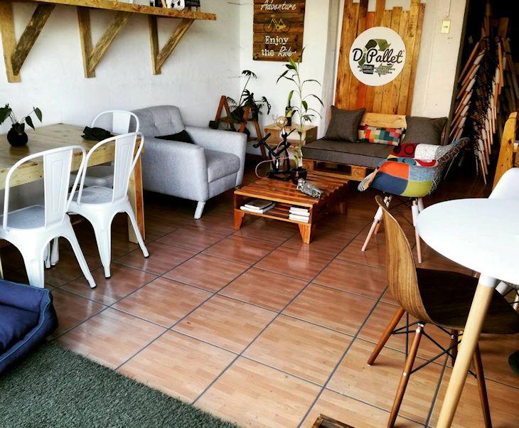 D Pallet: Muebles ecológicos en Guadalajara 1