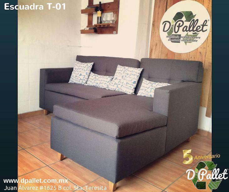 D Pallet: Muebles ecológicos en Guadalajara 4