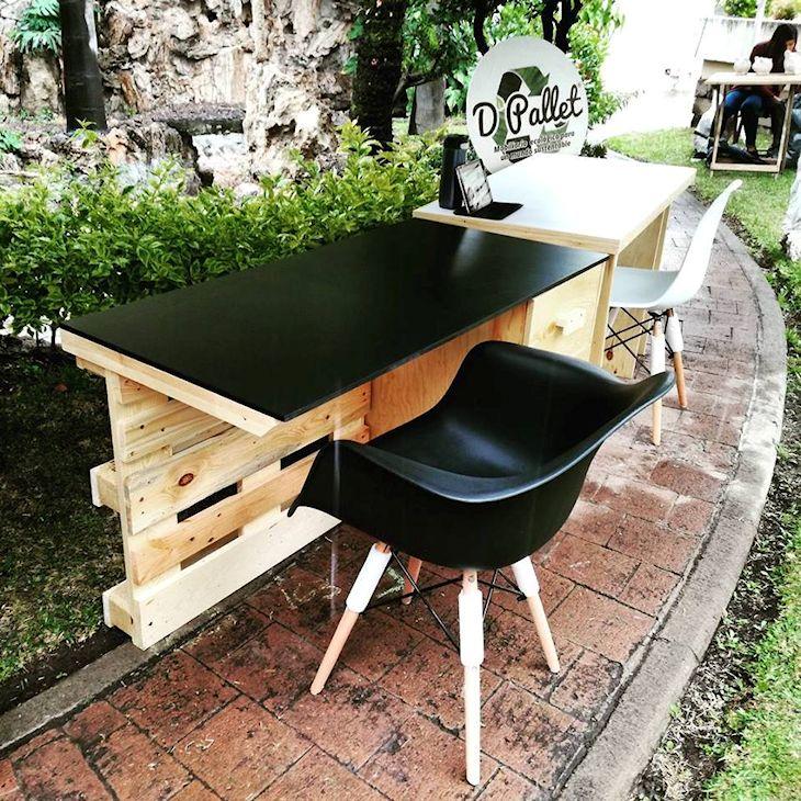 D Pallet: Muebles ecológicos en Guadalajara 3