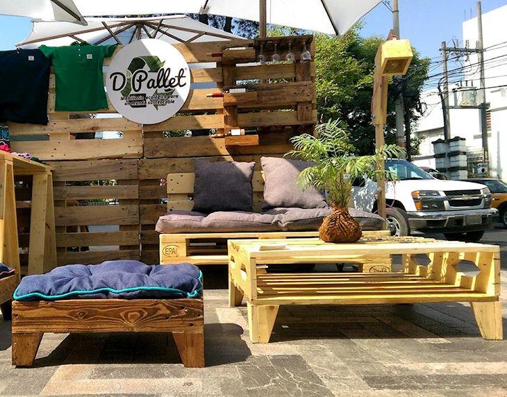 D Pallet: Muebles ecológicos en Guadalajara 6