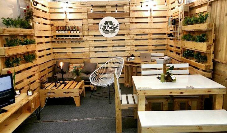 D Pallet: Muebles ecológicos en Guadalajara 7