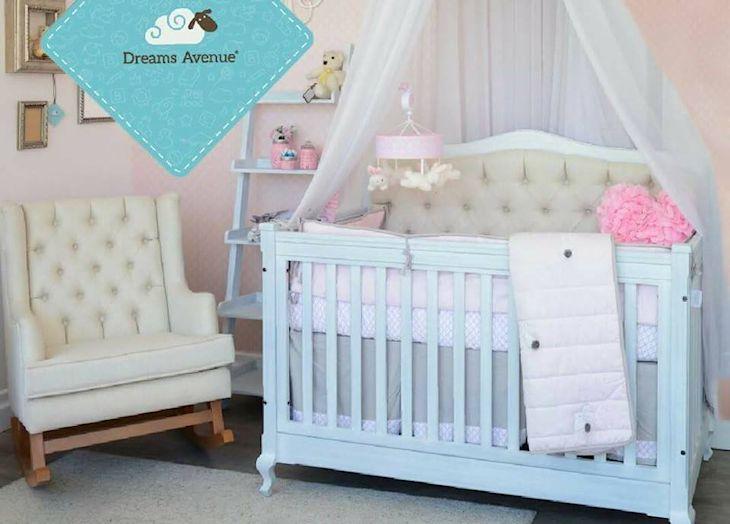 Dreams Avenue: tienda de muebles y accesorios decorativos para recámaras de bebés y niños 4