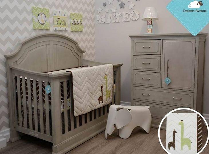 Dreams Avenue: tienda de muebles y accesorios decorativos para recámaras de bebés y niños 5