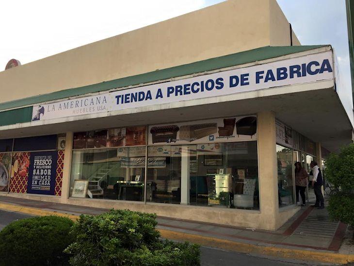La Americana Muebles en Monterrey 1
