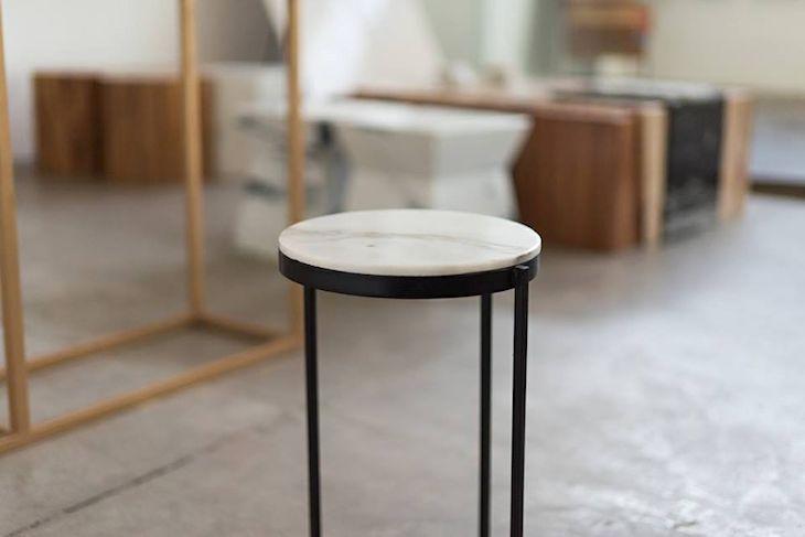 Milk: muebles y objetos en mármol 7